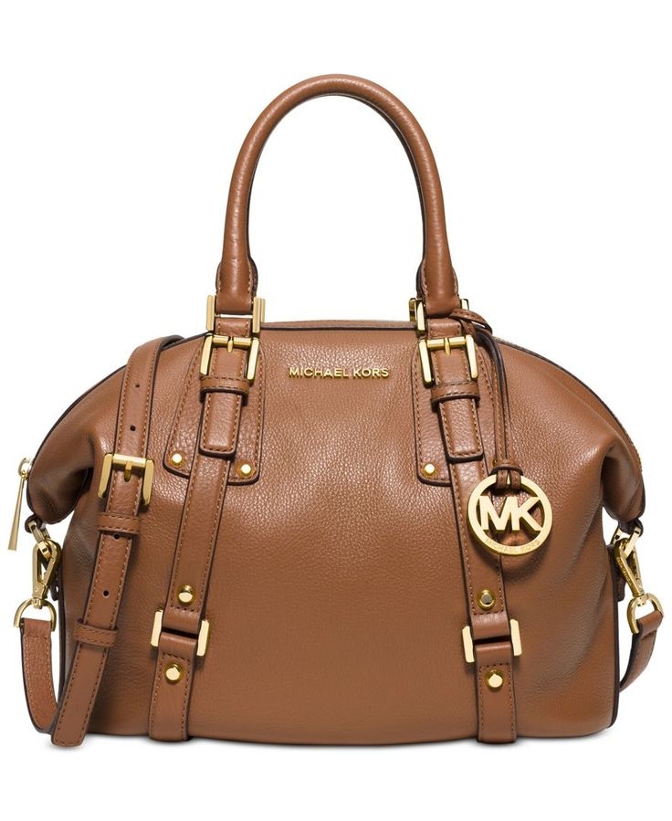 MICHAEL Michael Kors Bedford Belted Medium Satchel - plus use code SUPER to get an additional 20% off