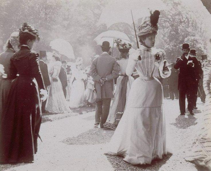 La Belle Epoque, Paris (c.1900)