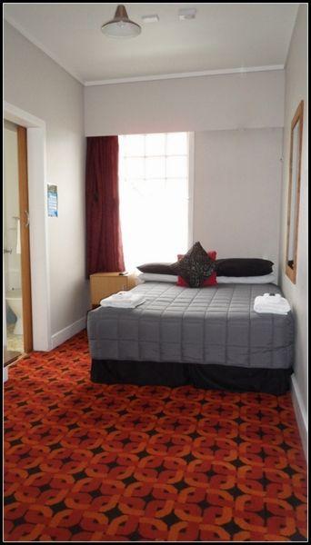 Double bed #kiwihospo #GrahamstownBarandDiner #KiwiBars