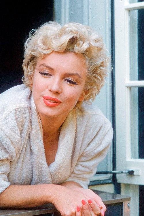 Marilyn Monroe...