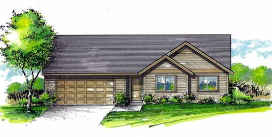 Ranch Style Floor Plans