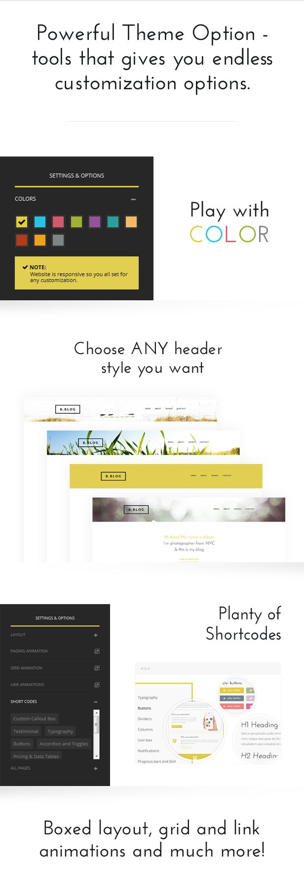 64 best HTML Website Template images on Pinterest | Website template ...