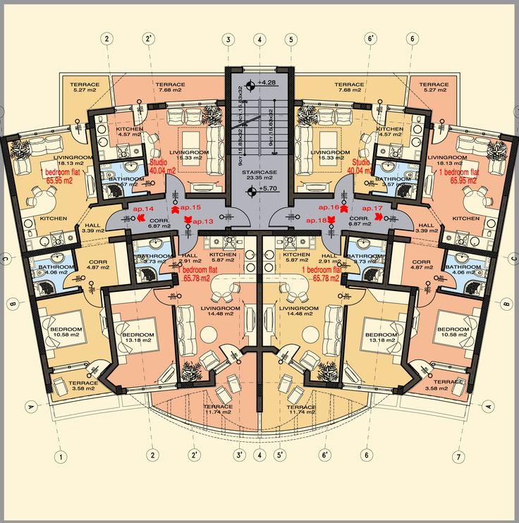 Best 25 Apartment floor plans ideas on Pinterest  2 bedroom apartment floor plan Sims 3