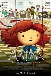 """ESTRENO DE PELICULA """"Anina"""" 24 DE ENERO Anina Yatay Salas es una niña de diez años con un nombre que provoca risas en algunos de sus compañeros de clases, en especial de Yisel, con quien se trenza una pelea a la hora del recreo"""