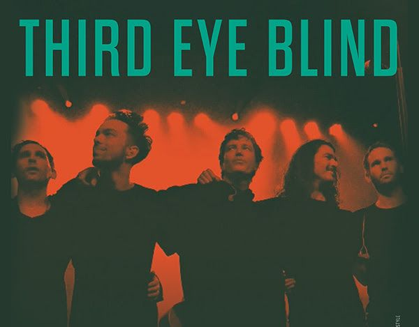 Third Eye Blind at Manchester Academy 2 pre-saleWithGuitars