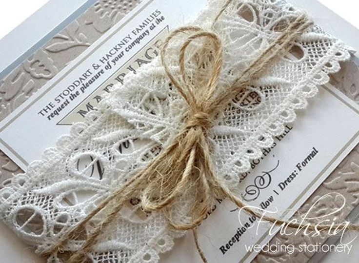Janet from Fuchsia Wedding Stationery Design, who has been in business for 8 years, has fresh and creative ideas when it comes to designing wedding stationery.  Come meet Janet, along with all our other creative and talented vendors, at the Midlands Bridal Fair being held at Lythwood Lodge on Sunday, 19 February 2017.  Don't miss out - book your ticket/s online: http://midlandsbridalfair.com/online-tickets/