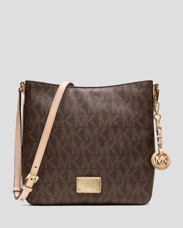 Michael Kors Crossbody Jet Set Travel Large Bloomingdales S Purses In 2018 Pinterest Bags And