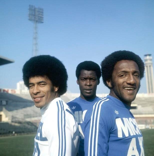 Resultado de imagem para jairzinho no Olympique Marseille