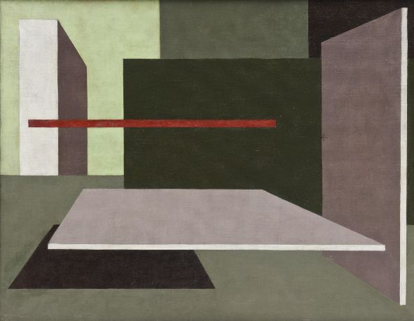 SPACE In this painting by Alexander Bortnyik it makes you feel like you can look deeper and deeper into the back of the painting. Bortnyik, A. (1923). Geometric Forms in Space. Retrieved September 15, 2015, from http://www.moma.org/collection/works/80461?locale=en