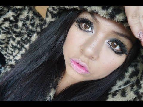 maquillaje gyaru colaboracion con dianita