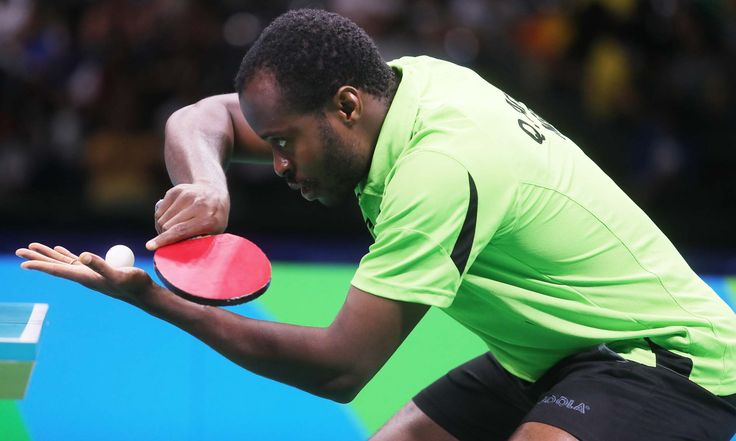 """by Olalekan Okusan, Press Officer African Table Tennis Federation """"I am so happy that Quadri Aruna of Nigeria flies high at the Rio Olympic Games by qualifying to the quarter-final of the Men's Singles event, setting a precedent for the African Table Tennis Federation. Congratulations all the Table Tennis fans in our continent but I …"""