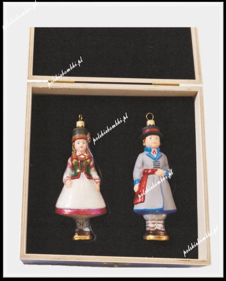 Polish collection - Kurpie - Polishchristmasornaments