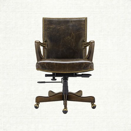Martello Desk Chair In Brown. Loft OfficeOffice HomeStudy ...