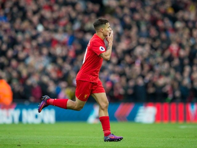 Former coach: 'Philippe Coutinho wants to fulfil ambitions with Liverpool'