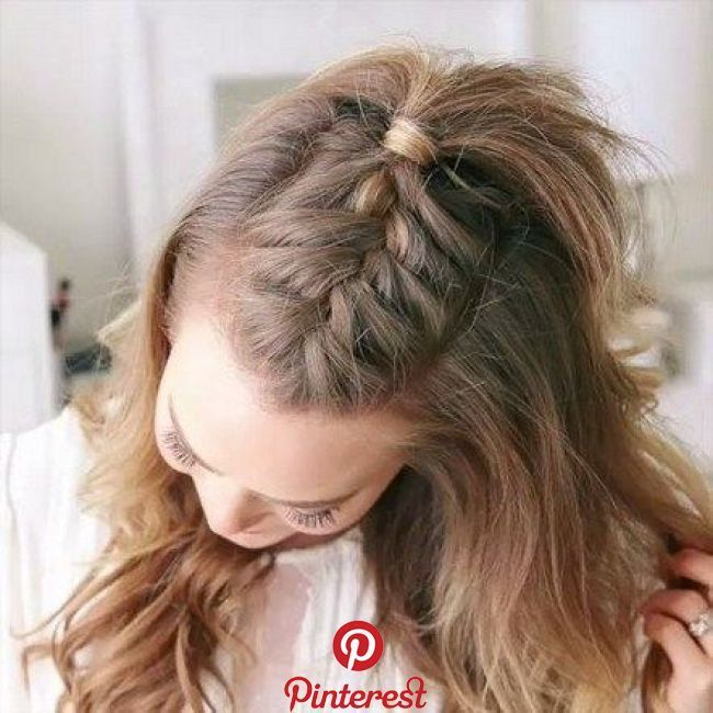 25  UptoDate Summer Hairstyle Hacks for This 2019 #summerhairstyle #hairstylehacks #hairstyleforwoman » Fcbihor.net   25  UptoDate Summer Hairstyle H…