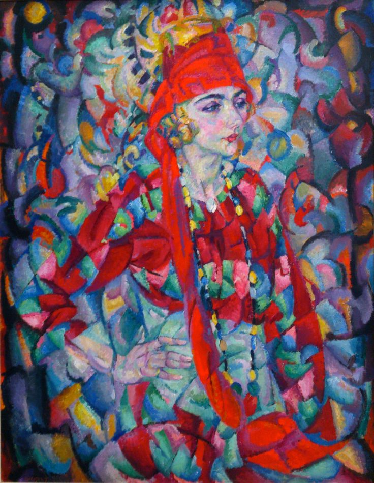 Dutch painter Leo Gestel