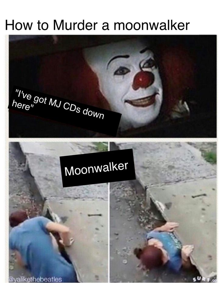 Be careful my fellow moonwalkers, Don't trust clowns even if they claim to have MJ cds. WAIT A SECOND WHAT AM I TALKING ABOUT!!! If someone offers you free MJ cds take em!! (Stay safe people)