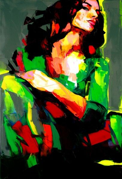 loveisspeed.......: Francoise Nielly...his artwork