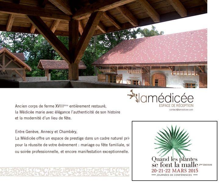 La Médicée - Location mariages, séminaires - Château de St Marcel