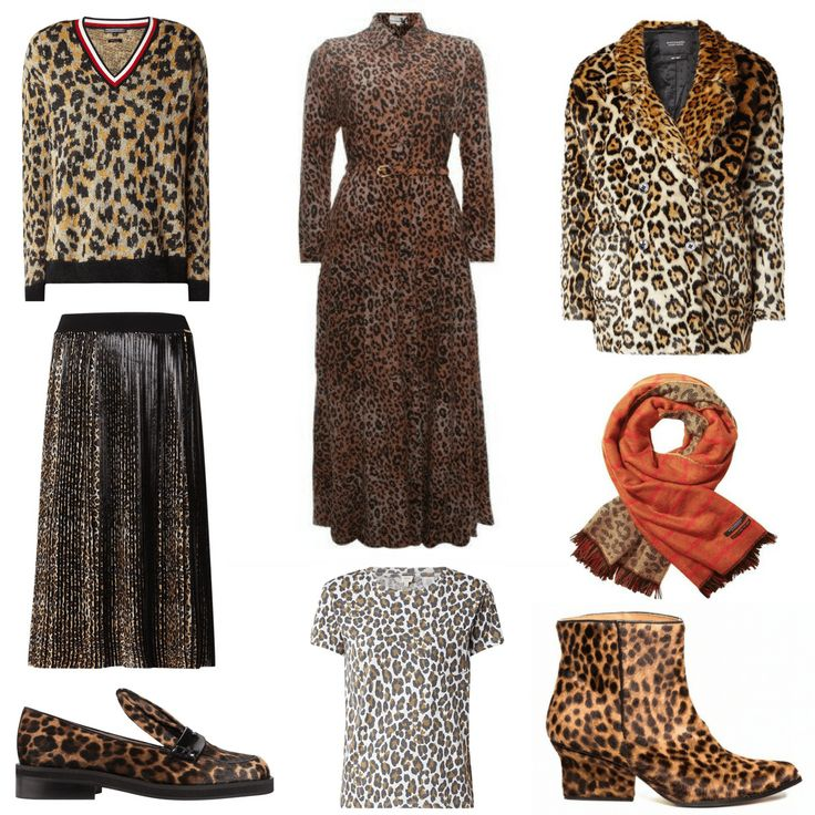 Bold leopard prints took over the fashion scene in AW 2017 and so wearing it…