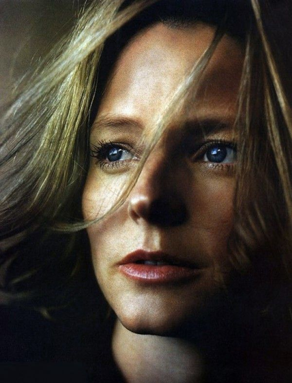 Jodie Foster by Annie Leibovitz, art, portrait, strong, woman, female, actress, versatile, personality, celeb, famous. One of my favourite actresses!