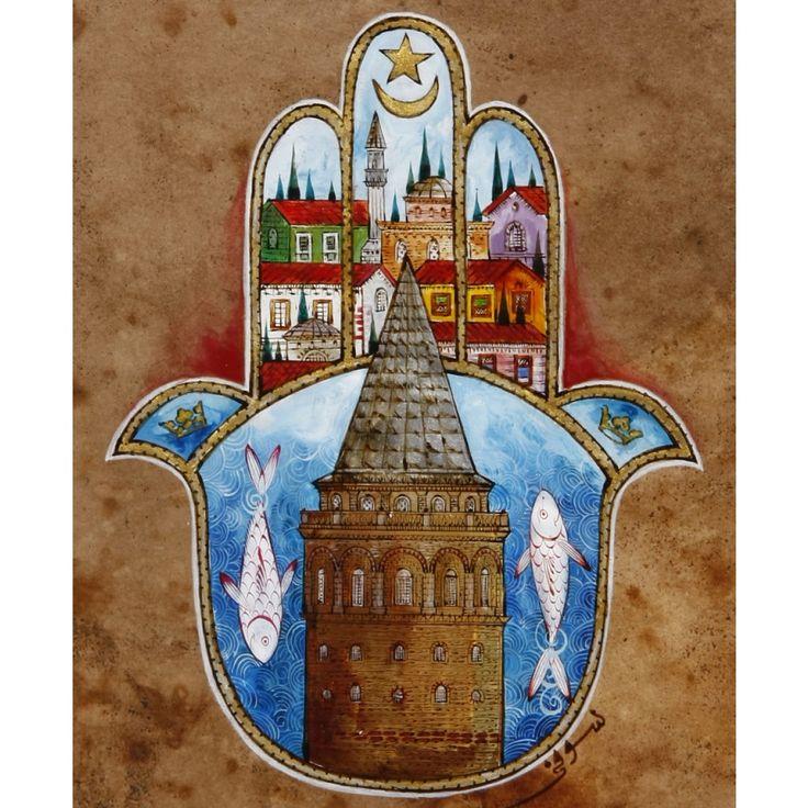 minyatür sanatı kız kulesi - Google'da Ara