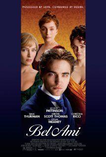 Bel Ami (2012)Film, Robert Pattinson, Picture-Black Posters, Uma Thurman, Watches Movie, Movie Trailers, Bel Amy, Robert Pattison, Christina Ricci