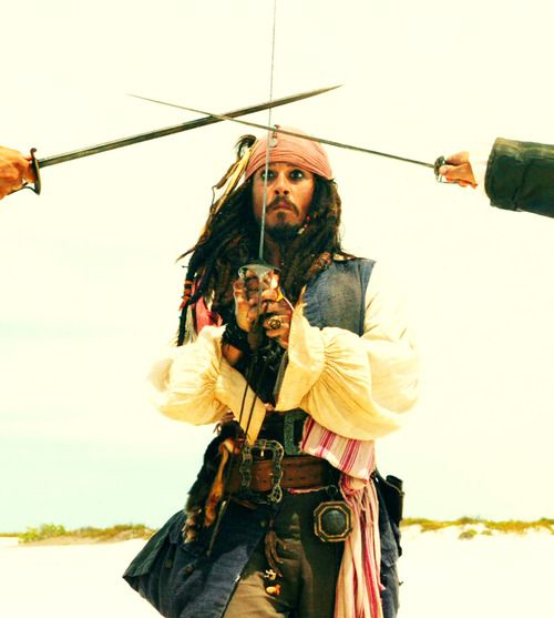 YOU'RE JACK SPARROW! You know how to make an entrance and plan to use that skill to leave your mark in history. You always have the perfect response and your wit helps you get out of (and sometimes into) your problems. Even when the seas are rough, you keep your cool.