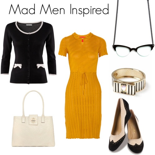 Mad Men Inspired