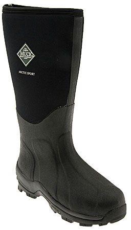 Muck Boots Arctic Sport Hi Black Women's