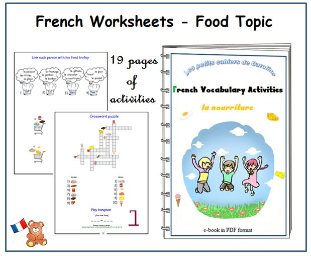 1000 ideas about french worksheets on pinterest learning french for kids teaching french and. Black Bedroom Furniture Sets. Home Design Ideas