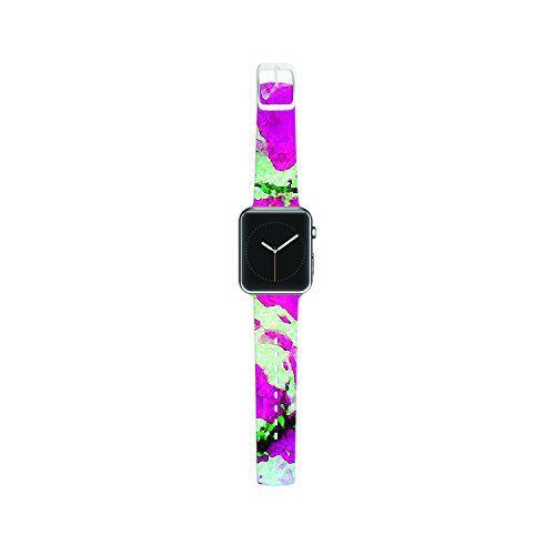Kess InHouse Apple Watch Band, Strap, 38mm Anne LaBrie - Non-Retail Packaging - Pink Tiger Love/Pink/Green KESS Global Inc. http://www.amazon.com/dp/B00VJRRKJW/ref=cm_sw_r_pi_dp_VhKVwb04NQBEE