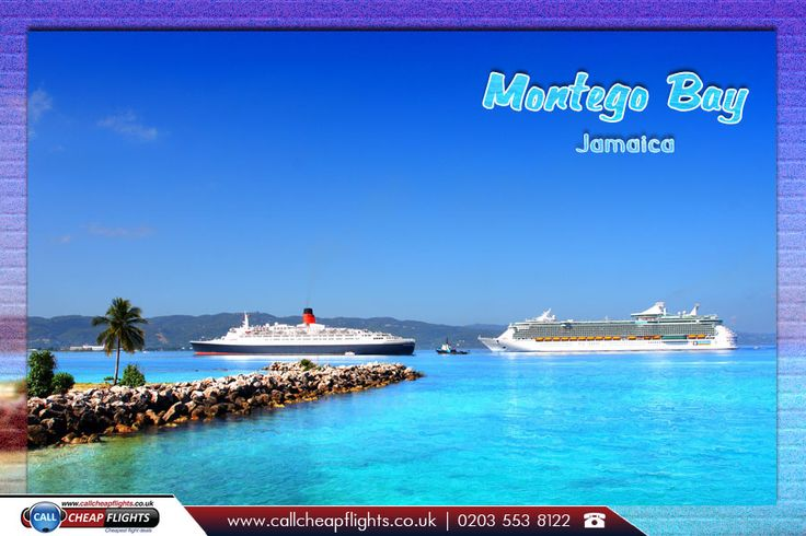 Montego Bay, Jamaica  |  #Montego #Bay is the #capital of the #parish of St. James and the second #largest #city in #Jamaica by area and the fourth by #population.   |  Source : https://en.wikipedia.org/wiki/Montego_Bay  |   #Airline #Tickets: http://www.callcheapflights.co.uk/  |  #Travel #Cheap #Flights #Book #Holiday #Packages #Tour #FlightTickets #CallCheapFlights