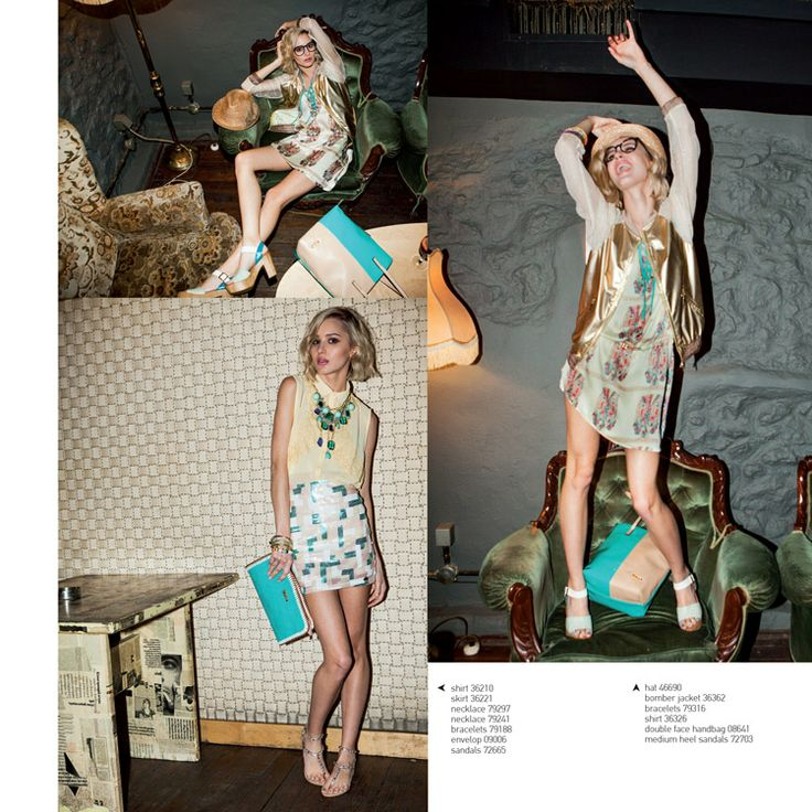 Doca SS14 new collection! #Doca #new #collection #SS14 #blogger #Natalie www.doca.gr