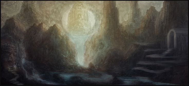 A Place Of Worship by Narandel.deviantart.com