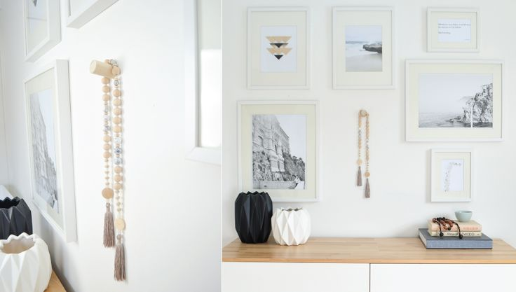 Intention Beads for the home.   Encourages focus and a positive mind. Love Nest Design | http://lovenestdesign.ca