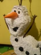 Frozen Olaf Pinata   Beautiful Pinata  24 12 Height, 11 12 Length, and...