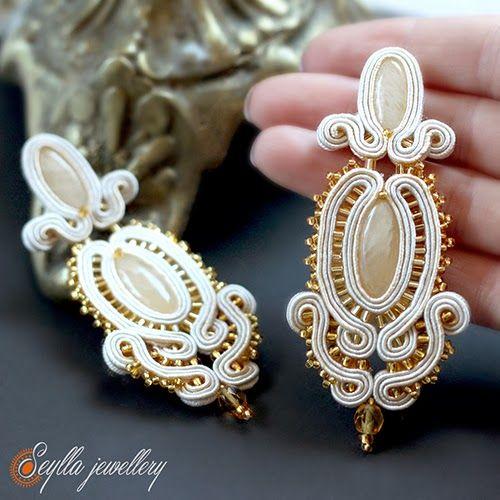Seylla jewellery soutache