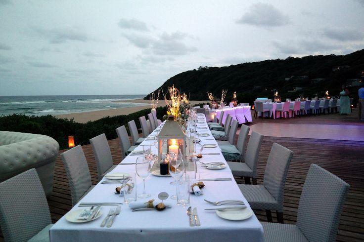 Scenes a beautiful beach wedding at White Pearl Resorts
