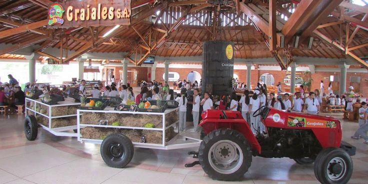 Parque de la Uva - La Union - #ValledelCauca - #Colombia