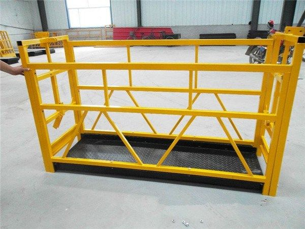 Quick Delivery electric suspended scaffold/suspended platform/cradle/gondola     More: https://www.ketabkhun.com/platform/quick-delivery-electric-suspended-scaffoldsuspended-platformcradlegondola.html