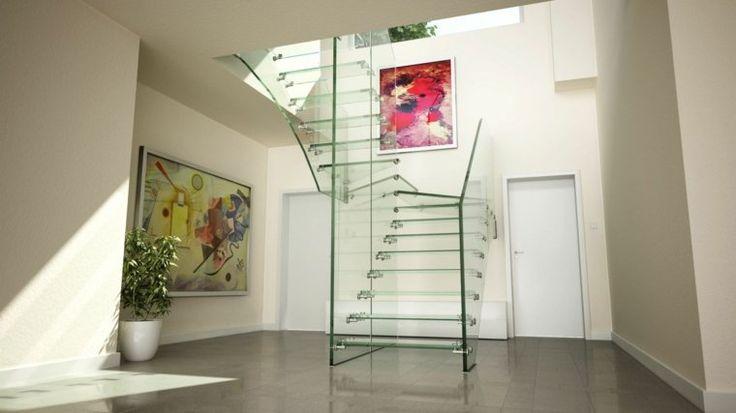 ... Rambarde Escalier sur Pinterest  Escaliers, Rambarde D Escalier et