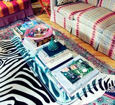Top 6 Reasons Why Zebra Skin Rugs Are So Special