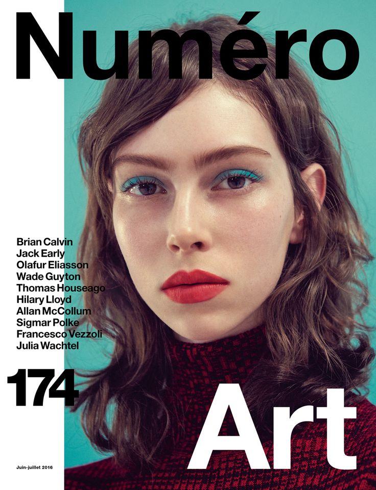 COVER : Brian Calvin by Sofia Sanchez andMauro Mongiello.