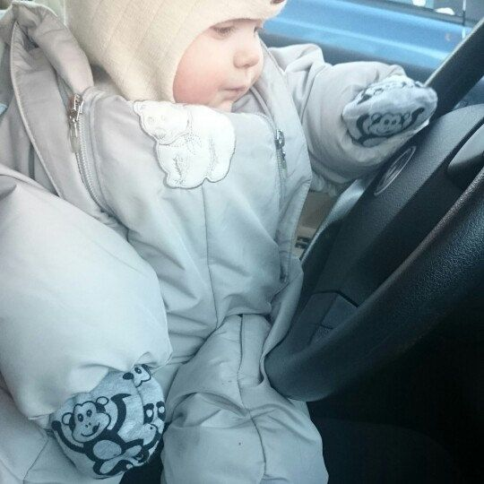 These cute and warm baby gloves keeps your babies hands warm even while driving! My baby loves them, and so will yours!