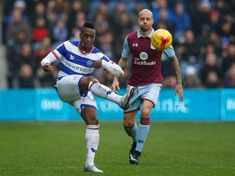 QPR attacker Yeni Ngbakoto looks ahead to the festive period including Tuesdays fixture against Brighton & Hove Albion
