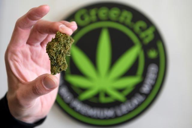 Suiza, un oasis para el cannabis legal