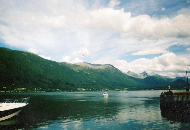 Åndalsnes, Norway, via Flickr.