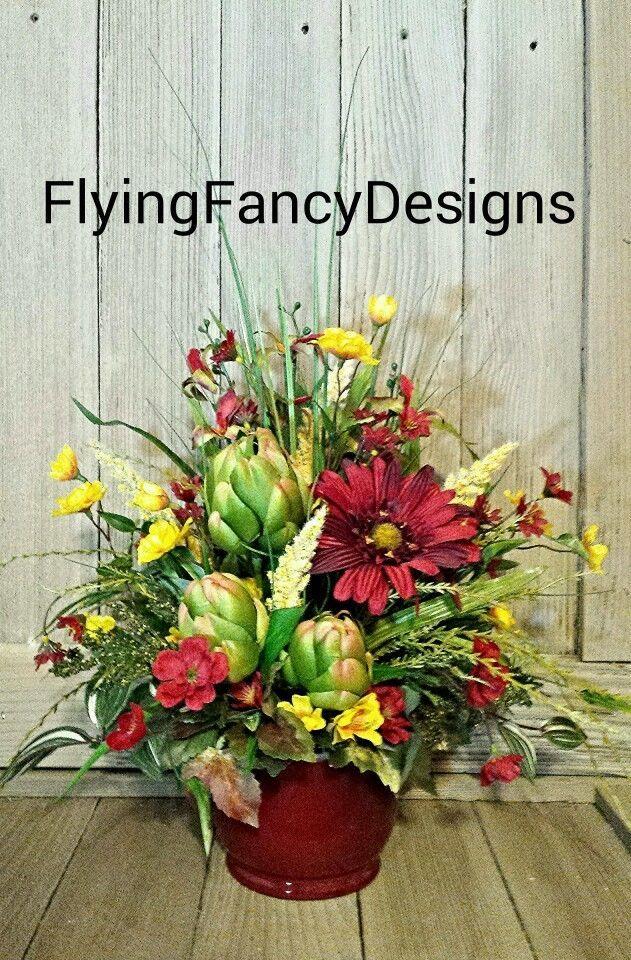 433 best images about floral design on pinterest for Kitchen arrangements photos