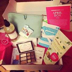 Wedding Gift Birchbox : 20 best images about Subscription Boxes on Pinterest Art supplies ...